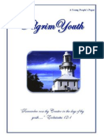 pilgrim youth - issue 21 april 2011