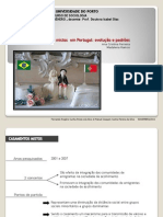 Apresentações de Sociologia da Família e do Género - Manuel Joaquim e Fernando Rogério