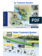 Advantech Water Treatment SCADA System