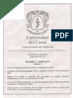cuestionario unicauca 2011