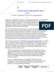 INF2004 transport routier & réduction du trafic _analyse de l'opportunité de la privatisation des routes _jancovici