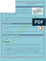 UNIX Introduction by Neo