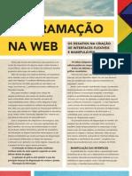 REVISTA WEBDESIGN Diagramacao Na Web