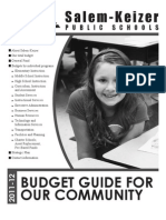 2011-12 Salem-Keizer Budget Guide
