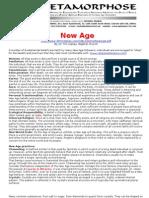 New Age-dr Tim Dallas