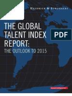 Global Talent Index Report: