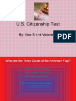 Practice Citizenship Test