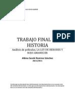 Trabajo Final de Historia