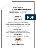 Mfs Project on Forex