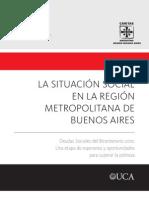 Informe Deuda Social de Caritas Argentina