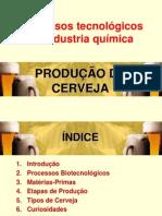 Aula 7. Processo de Produção de Cerveja