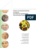 Cultural and Genetic Diversity in America