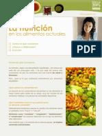 curso nutricion