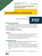 Tema 10. Plan de Trazabilidad