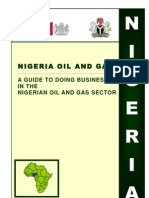 Ukti Guide to Doing Business in the Nigerian o & g Sector - Current 05