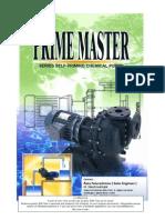 Prime Master - Plastic Pump