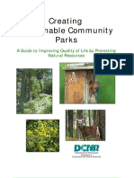 Pennsylvania; Creating Sustainable Community Parks