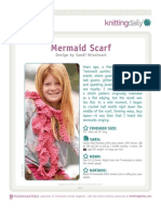 Mermaid Scarf