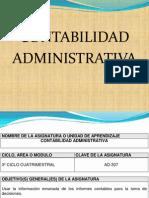 TEPIC CONTABILIDAD ADMIVA. 2012-1