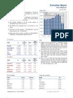 Derivatives Report 29th November 2011