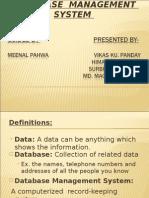 DATA BASE (2)