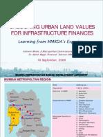 Unlocking Urban Land Value