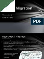 Return Migration