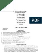 103 Psicologa y Consejo Pastoral