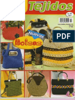 Revista de Bolsos a Crochet
