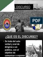 EL DISCURSO -ORATORIA