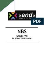SMStoTVproposal