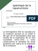Fisiopatología de la drepanocitosis