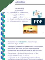 4-Capacidade e Dieléctricos