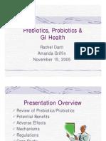 Pre Bio Tics & Pro Bio Tics Presentation