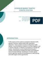 Microprocessor Based Traffic