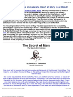 1Secret of True Devotion to Mary St. Louis DeMontfort