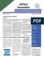 ARTNeT Newsletter Volume 7 Issue 2