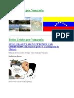 El abuso de poder y la corrupción de Hugo Chávez