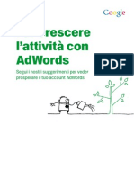 Growing Adwords It