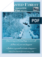 December Winter 2011 Enchanted Forest Magazine