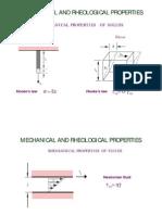Caracteristici mecanice