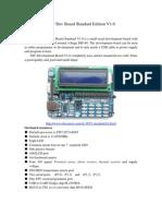 STC Development Board V1.0 英文