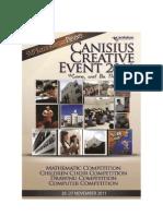 Buku Canisius Creative Event 2011
