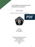 Proposal Steganografi