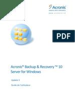 ABR10SW Userguide Fr-FR