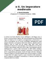 Federico II Un Imp Era Tore Medievale Abulafia