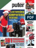"""21/2011 """"Computer Bild Lietuva"""" – Didysis lietuviškų stalinių kompiuterių testas"""