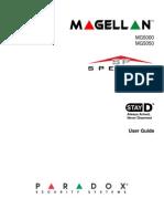 Manual Utilizare Sistem Alarma Paradox Spectra Sp5500