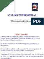 Métodos Cromatográficos 1