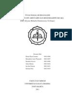 Bioanalisis EMIT Kualitatif Amfetamin dan Benzodiazepin